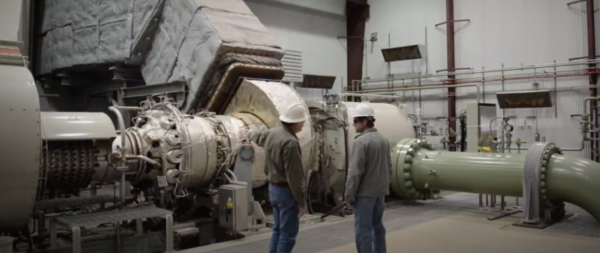 Columbia Pipeline Group installations