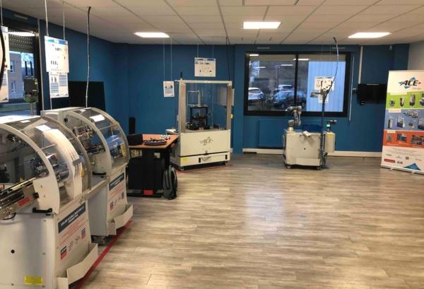 l'Atelier Flexible de Siemens et ACE